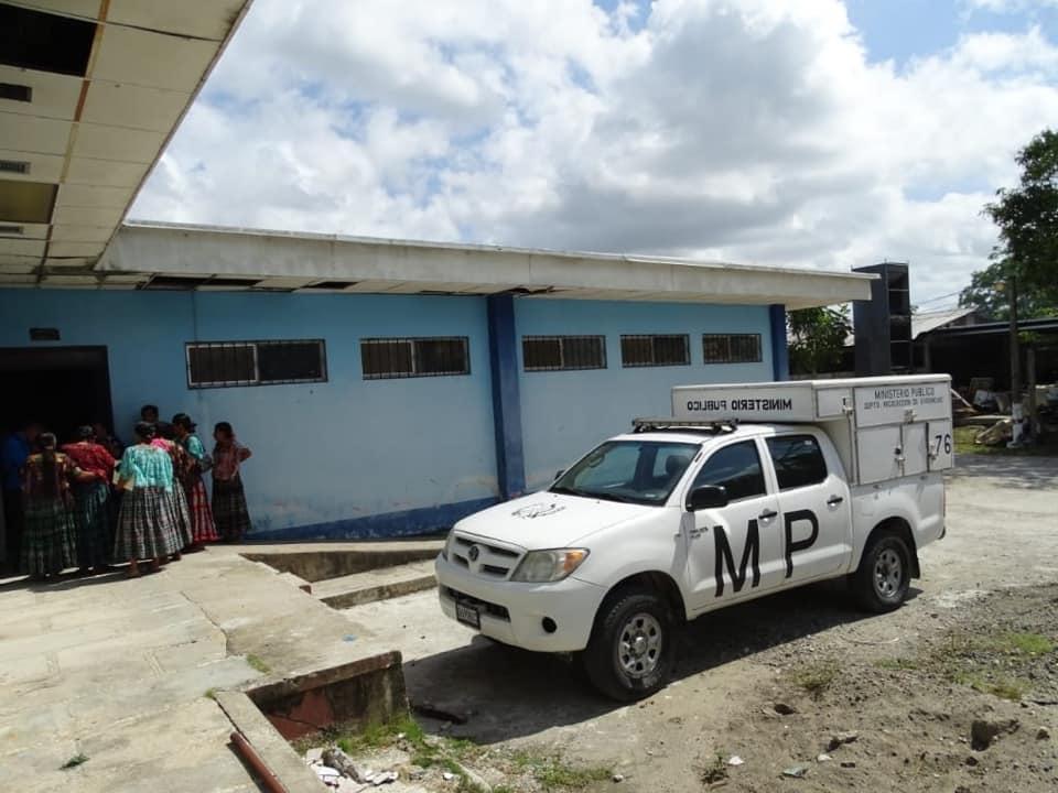 Hospital-de-Petén-donde-murió-un-menor-de-edad