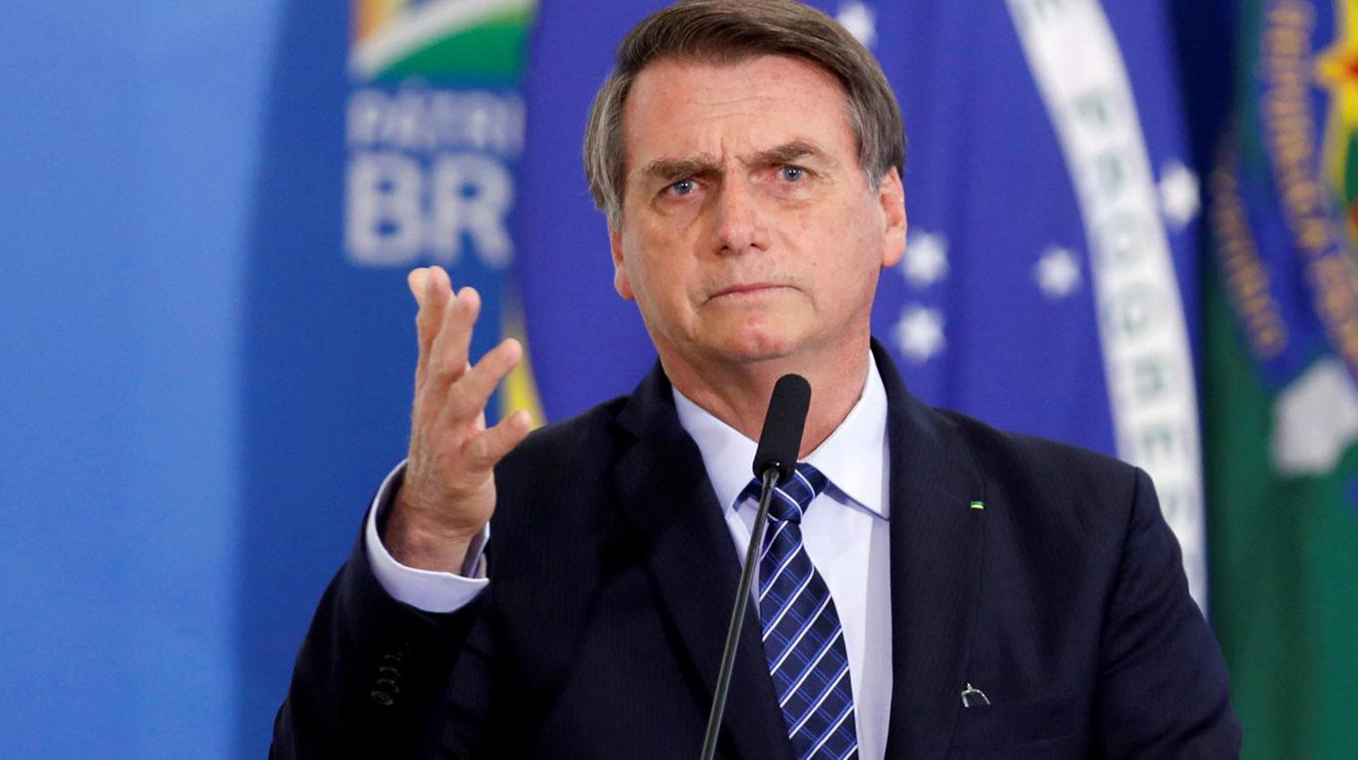 Jair Bolsonaro elige fiscal general alineado con su política ambiental