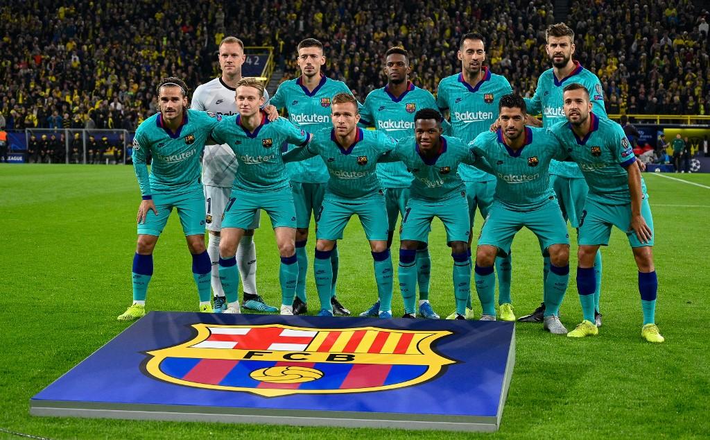 Barcelona, Champions League 2019