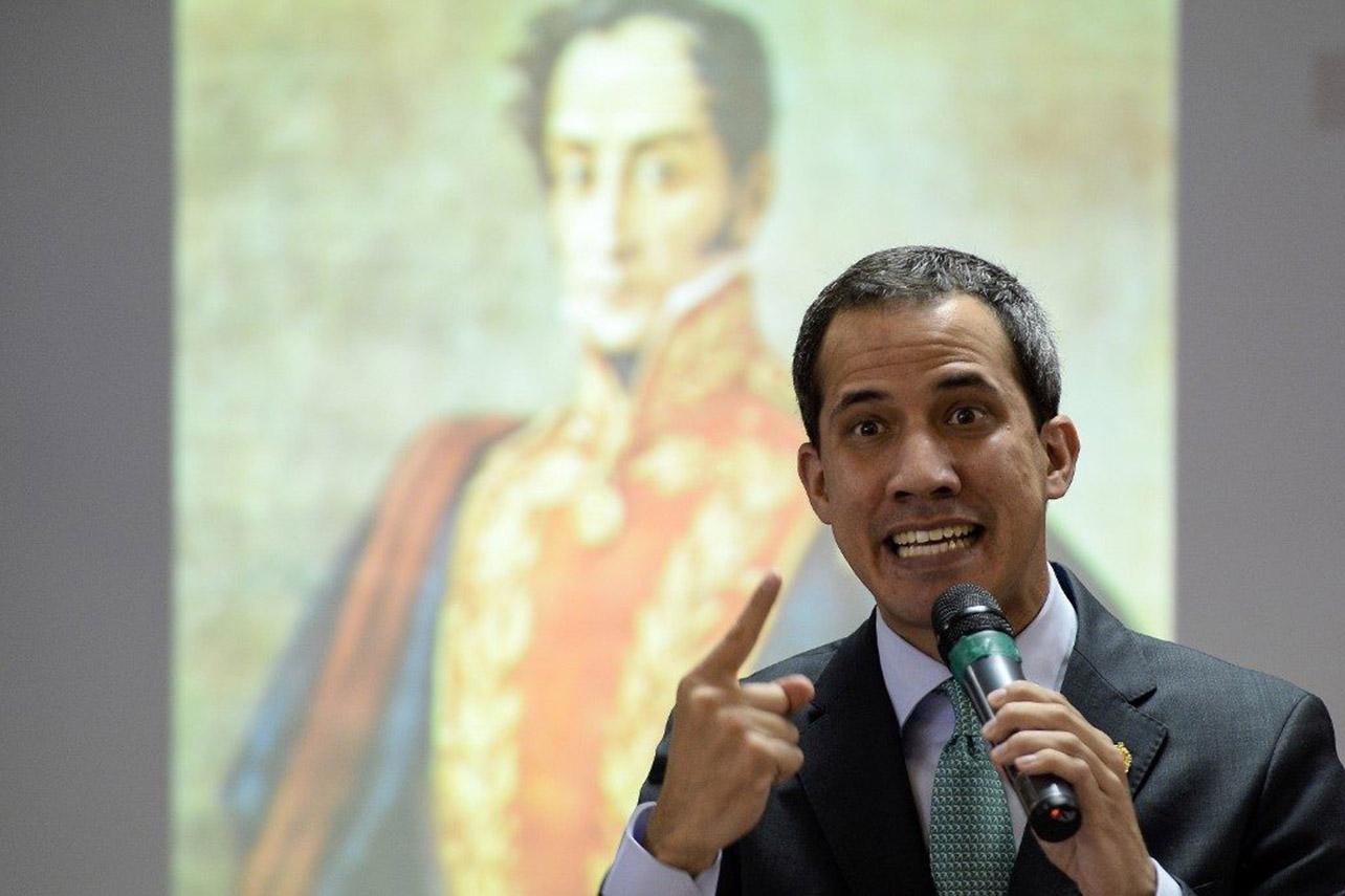 Juan Guaidó anuncia colaboración con Colombia para detectar grupos irregulares en Venezuela