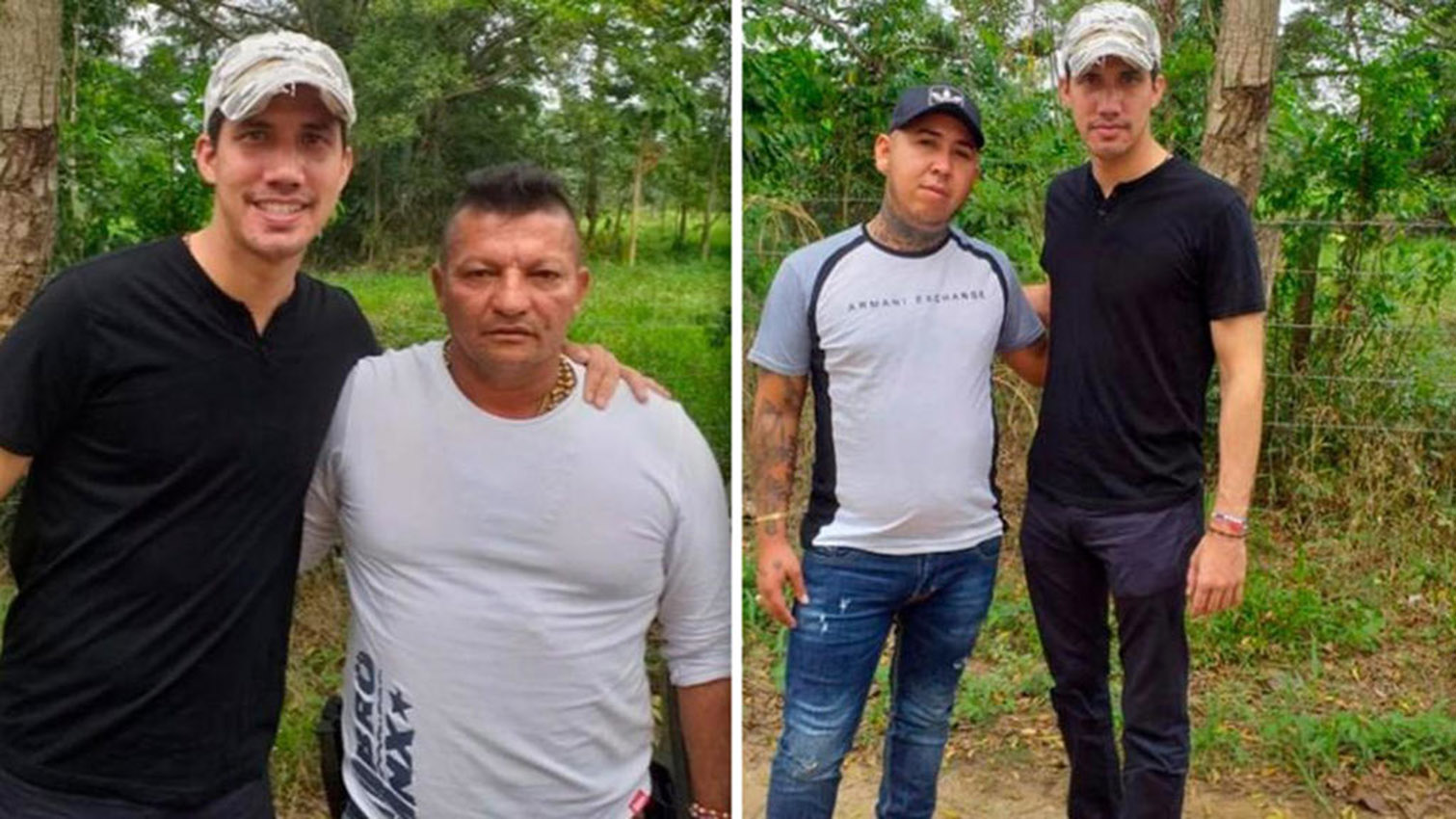 "Maduro dice que fotos de Guaidó con paramilitares son un ""tremendo escándalo"""