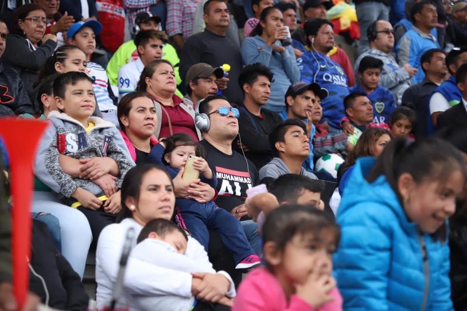 Neto Bran ahora mira los partidos en área VIP a Mixco