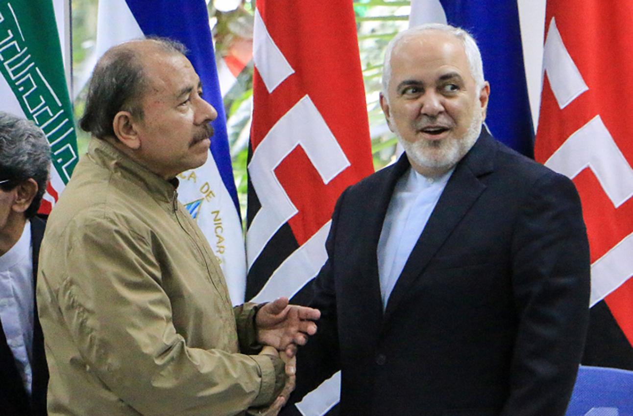 Nicaragua busca acercamiento económico con Irán, pese a sanciones de EEUU