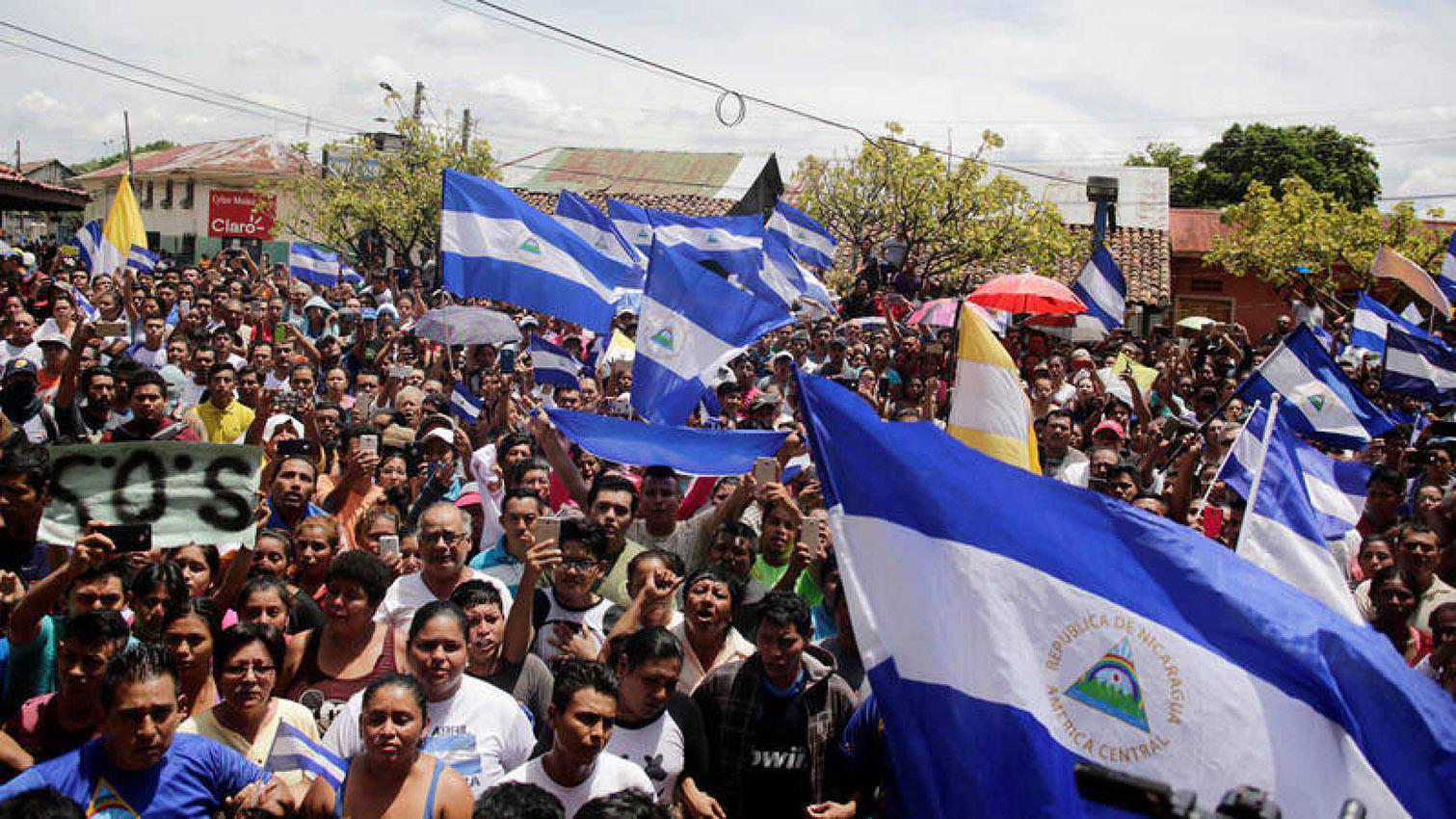 Oposición de Nicaragua se reúne para reclamar derechos constitucionales