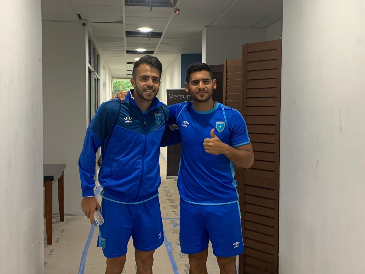 Selección nacional visita a Puerto Rico