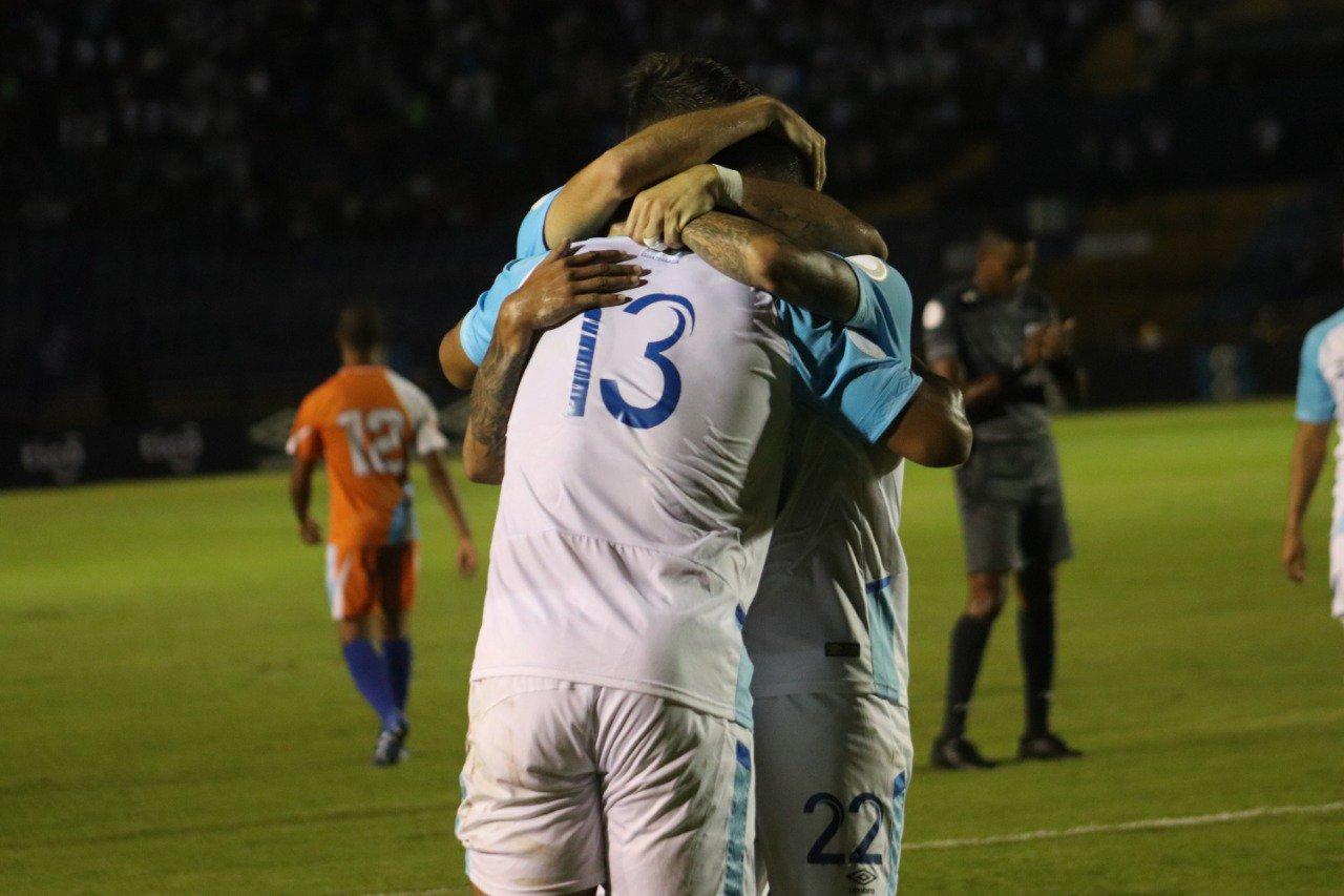 Jean Márquez dedica gol