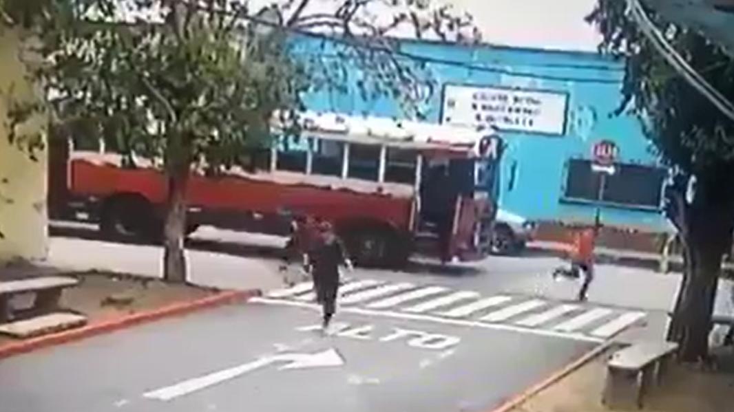 Sicario mata a piloto de bus