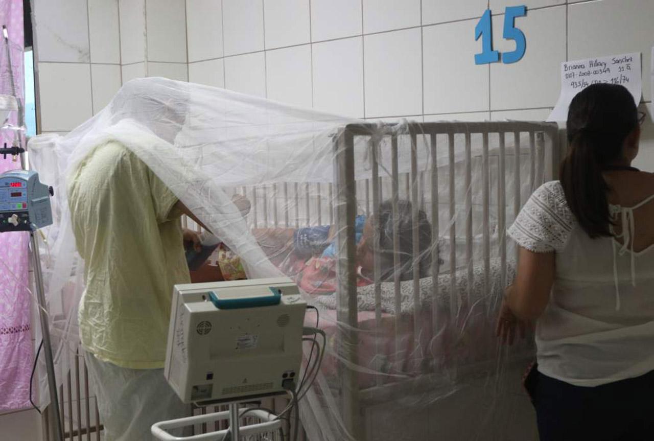 Sube a 142 la cifra de muertos por dengue grave en Honduras