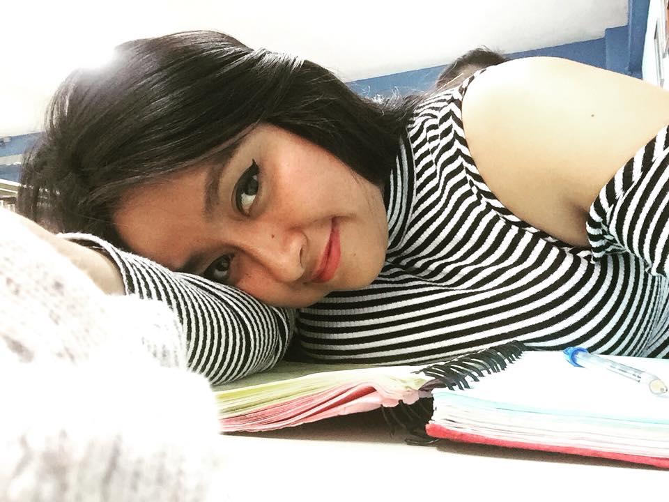 Velveth Dulce María Silvestre Morales, estudiante de medicina.