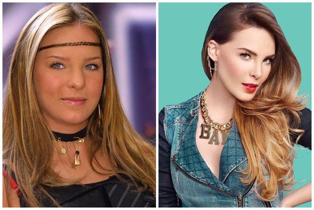 Belinda antes y después