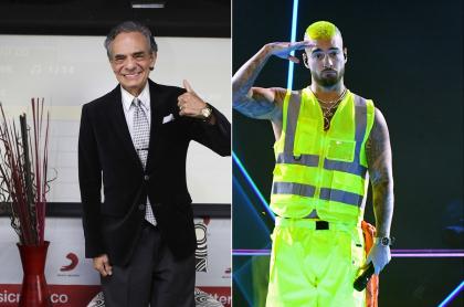 Maluma y José José