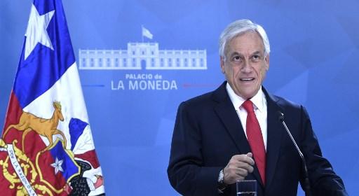 Presidente de Chile pide perdón