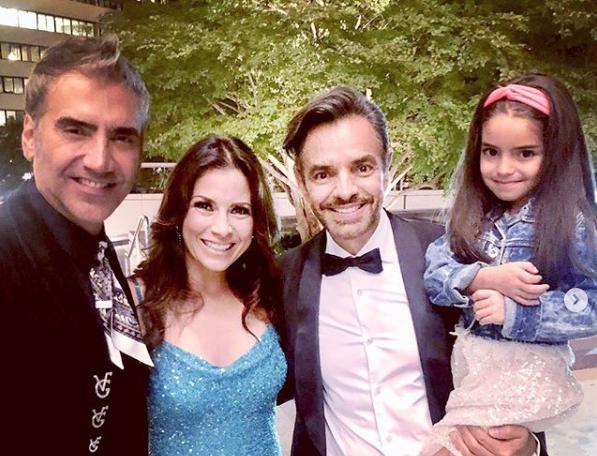 Alessandra confiesa que estuvo a punto del divorcio con Eugenio Derbez