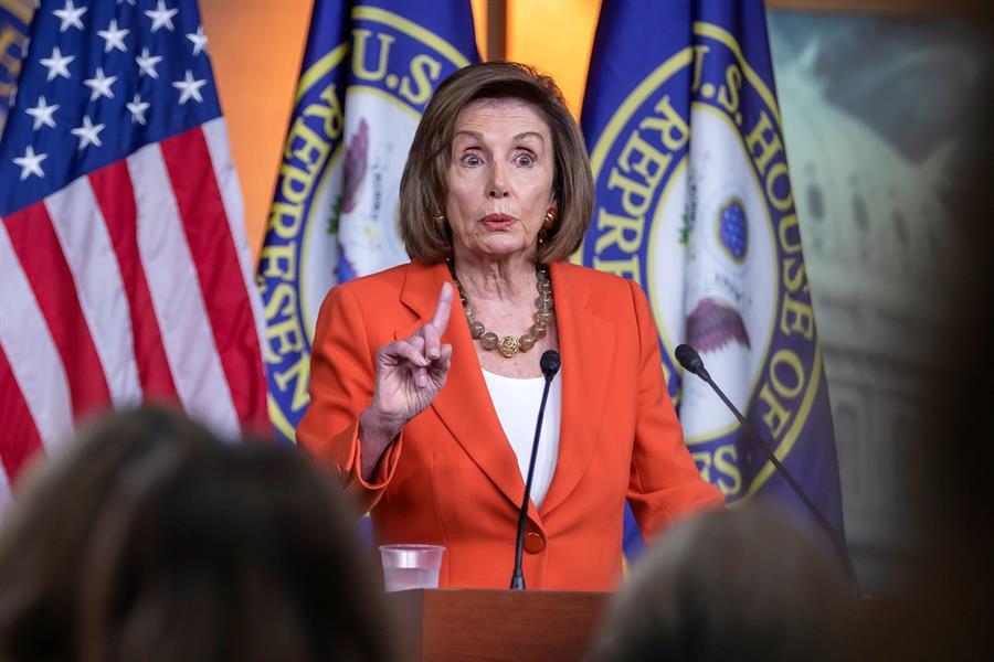 Cámara Baja de EE.UU. formaliza proceso para un juicio político a Trump