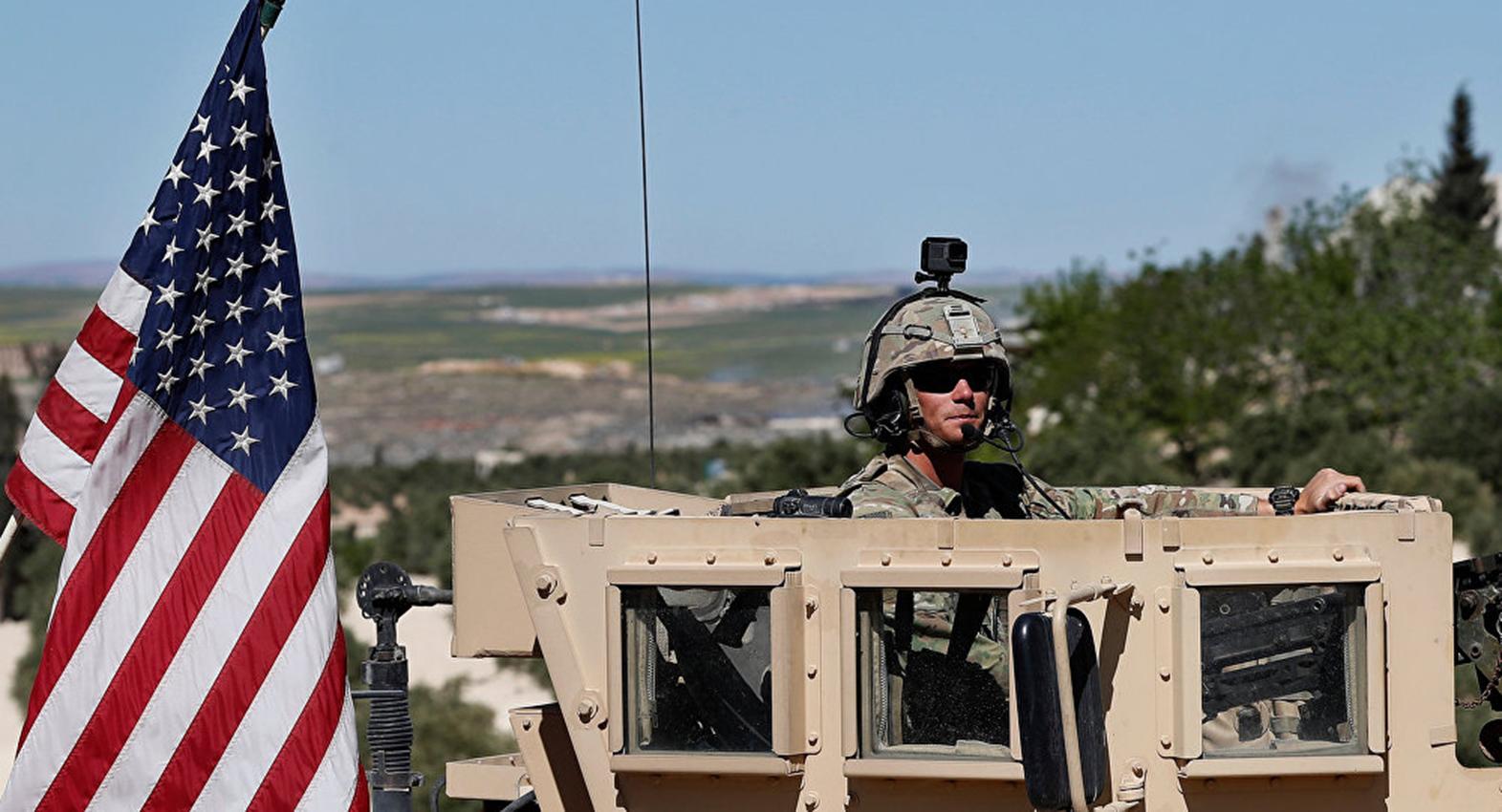 """EEUU dice que retiró """"un número muy pequeño"""" de tropas de frontera entre Siria y Turquía"""
