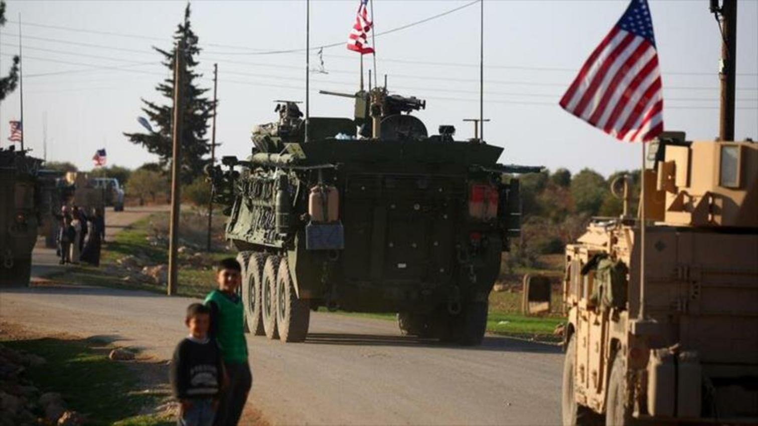 EEUU dice que su retiro de Siria no fortalece a Irán