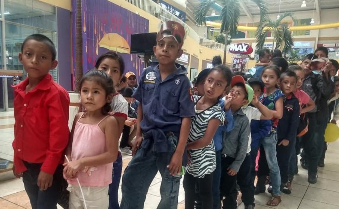 El profesor que cumplió el sueño de sus alumnos en el Día del Niño