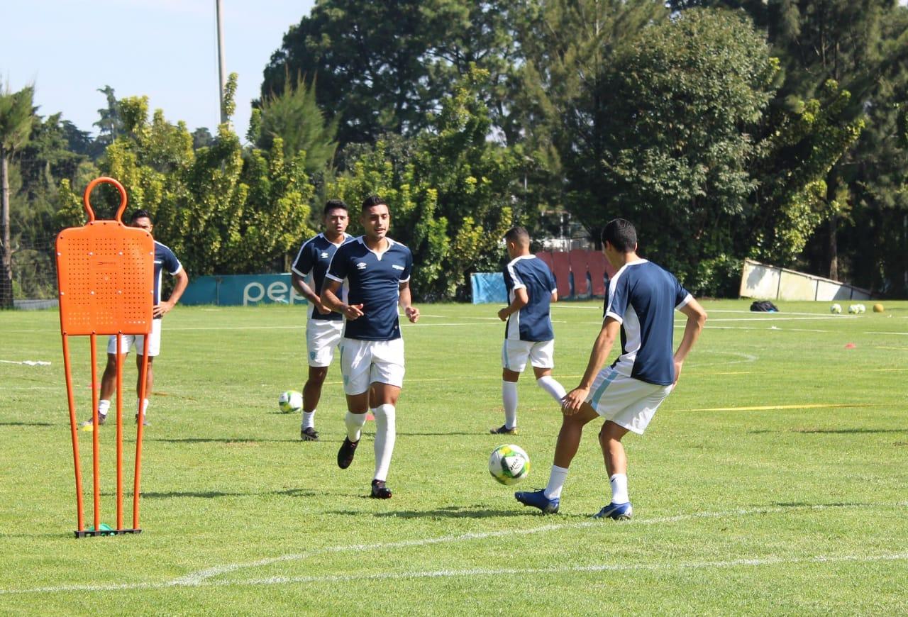 Selección nacional contra Anguila