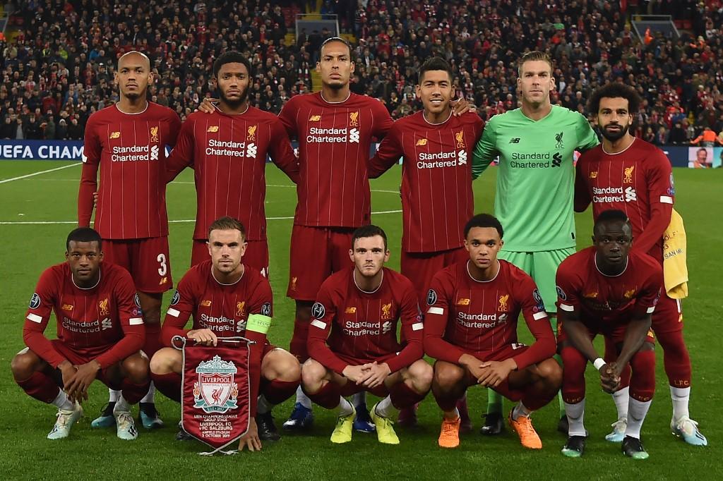 Liverpool, Champions 2019