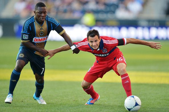 Marco Pablo Pappa, Chicago Fire