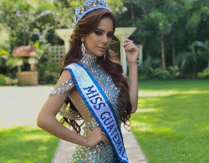 Retiran la corona a Keila Rodas como Miss Guatemala