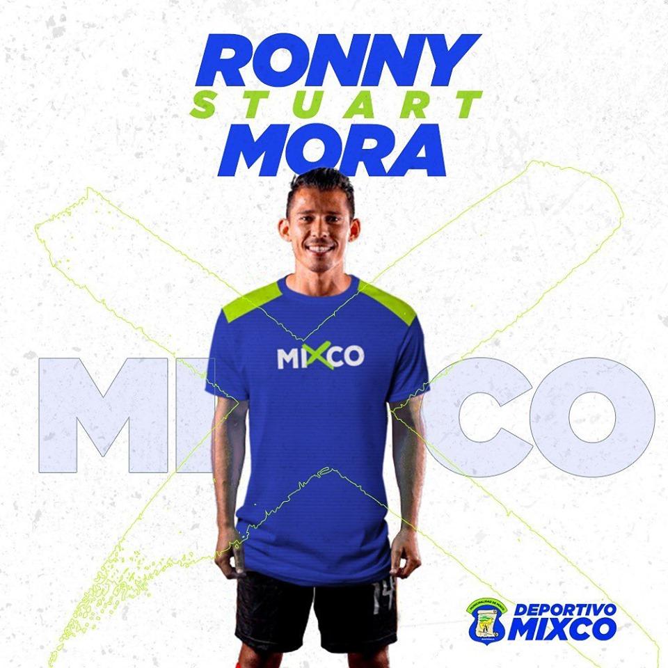 Ronny Stuart Mora