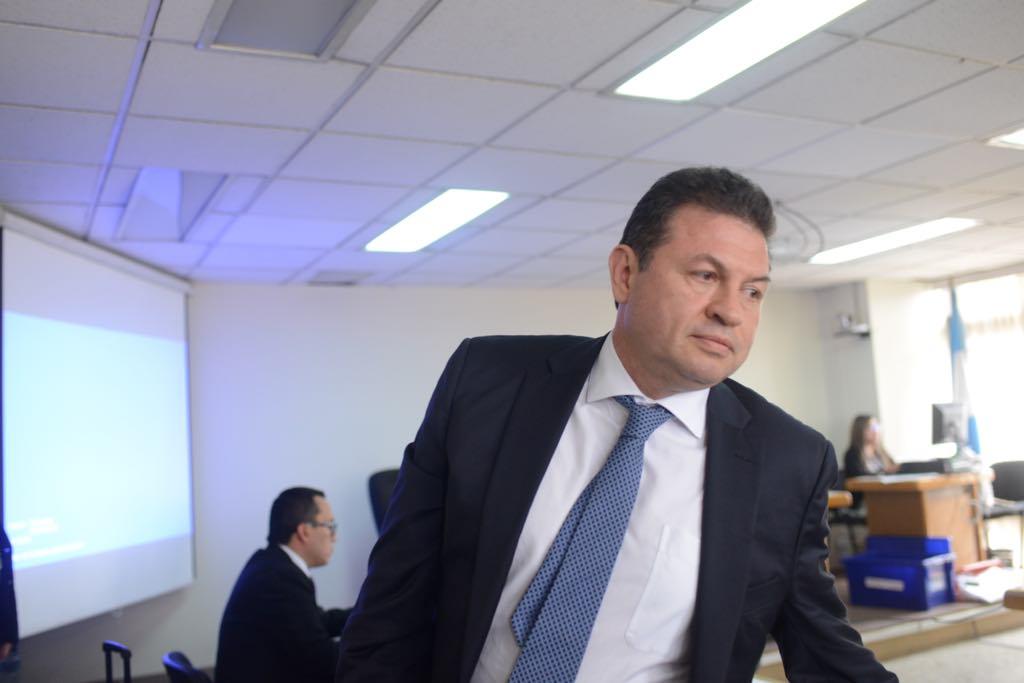 """Roberto López Villatoro, conocido como """"El Rey del Tenis""""."""