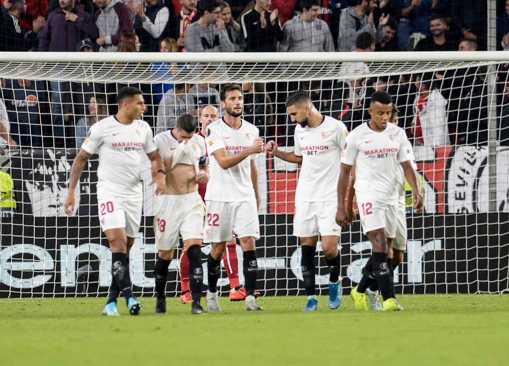 Sevilla, Liga de Europa 2019