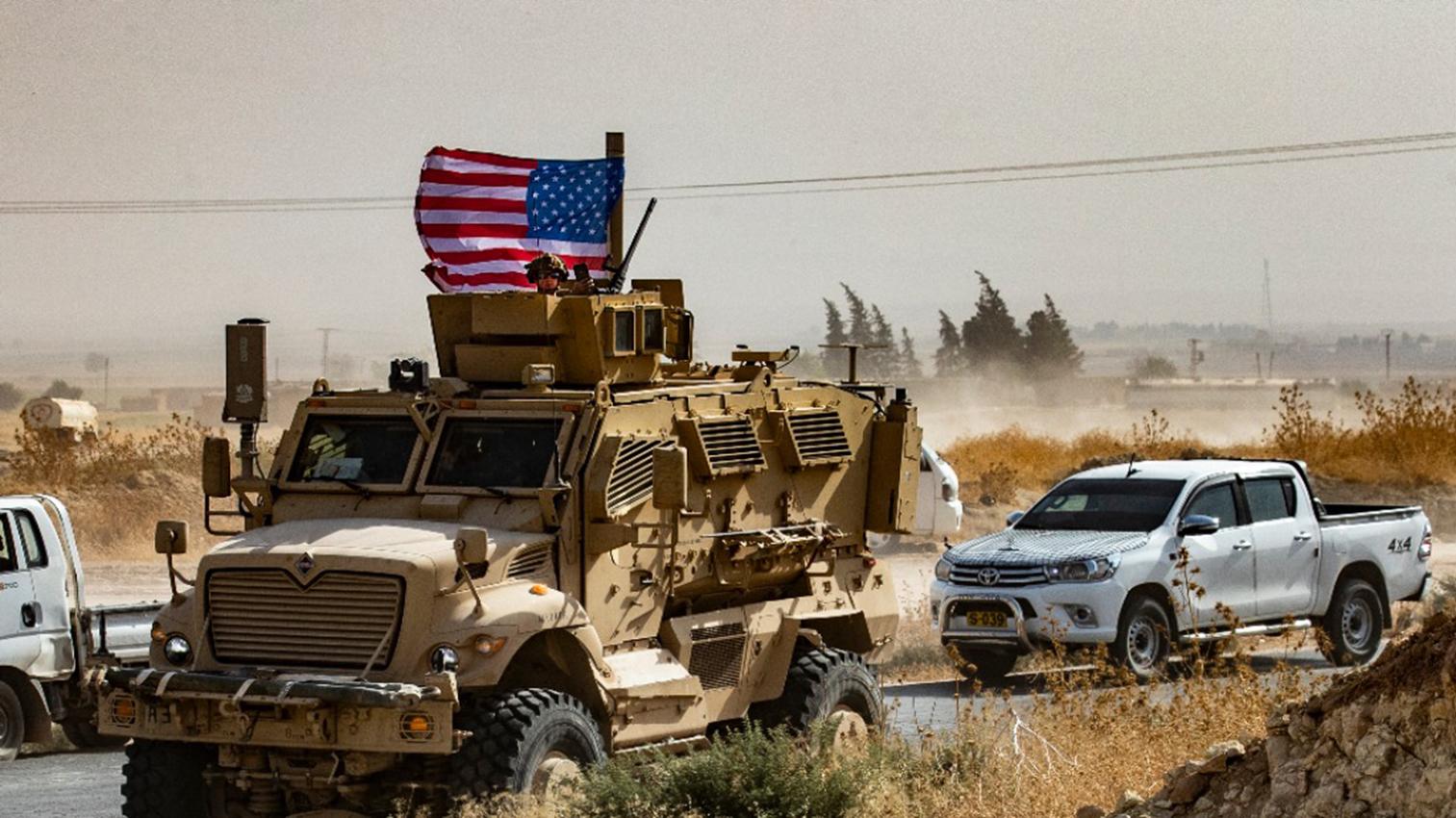 Tropas de EEUU en el norte de Siria recibieron la orden de dejar el país