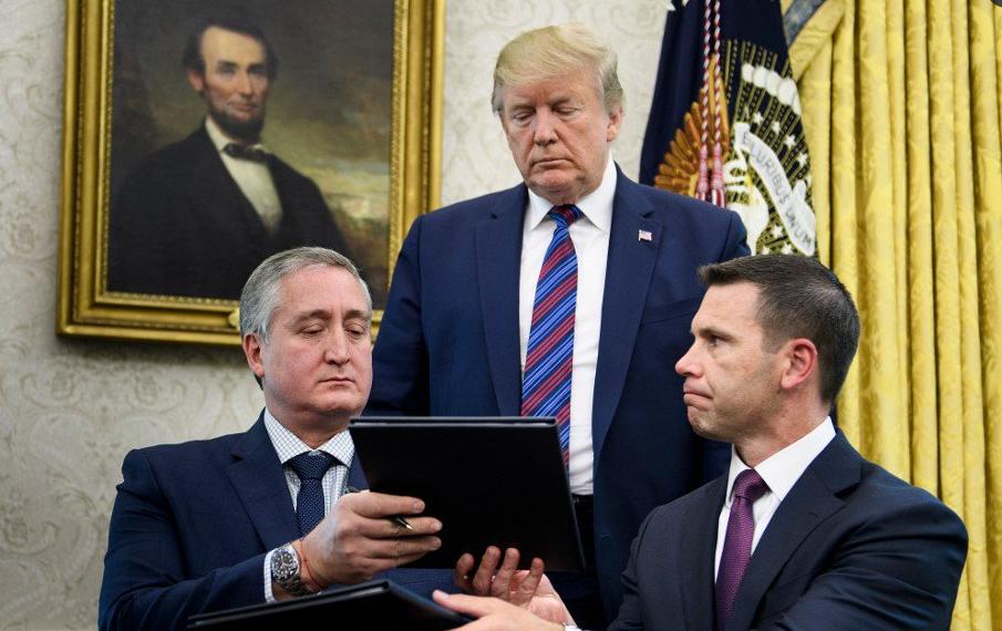 Trump empezará a enviar solicitantes de asilo