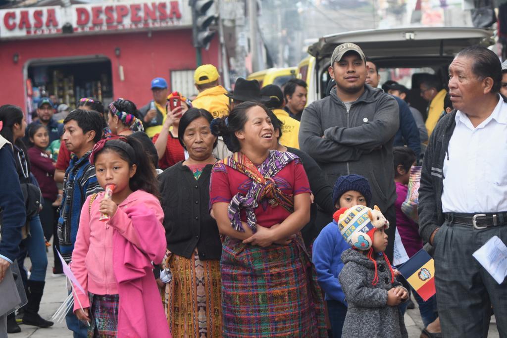 Octava etapa, Vuelta a Guatemala