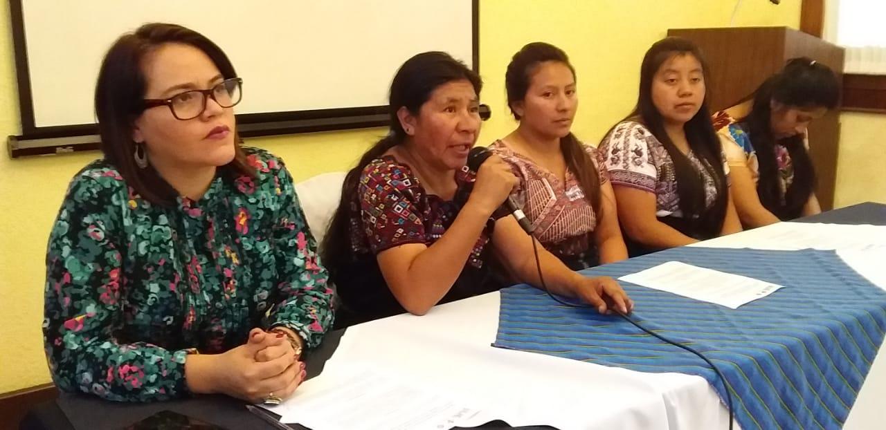 colectivo de mujeres Nahualá
