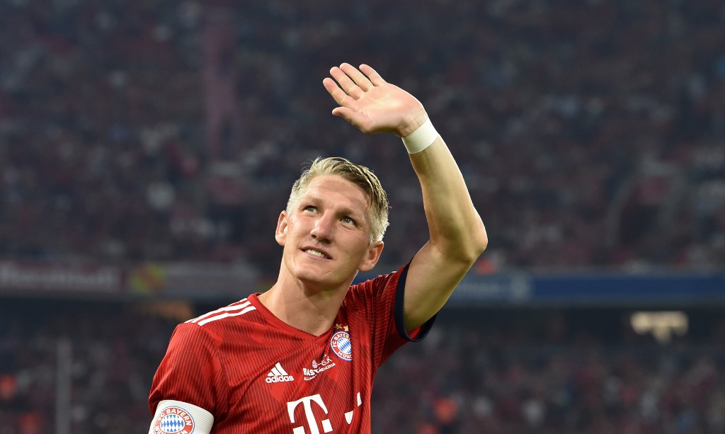 Bastian Schweinsteiger anuncia su retiro