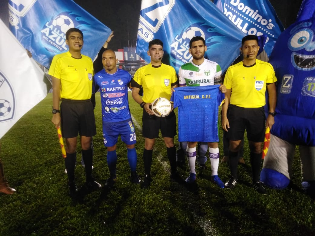 Cobán Imperial vs Antigua, Apertura 2019
