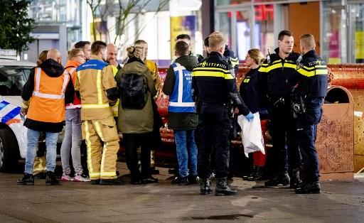 Ataque con cuchillo en La Haya, Holanda, deja varios heridos