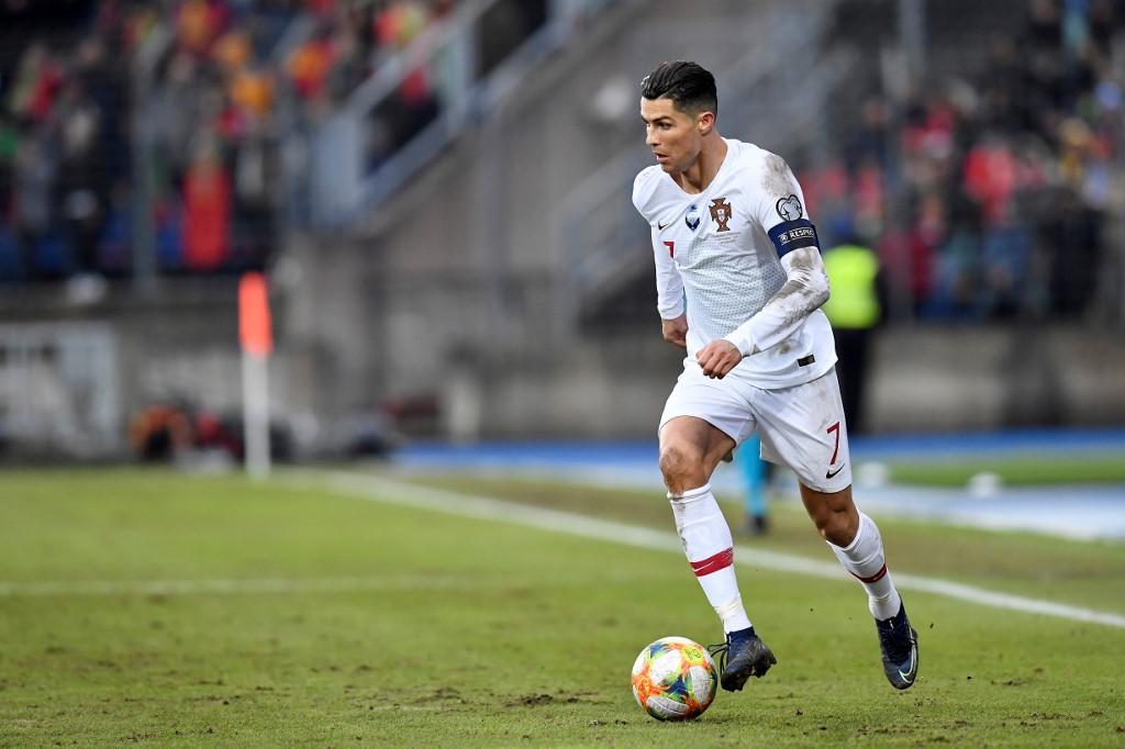 Luxemburgo vs Portugal, Euro 2020