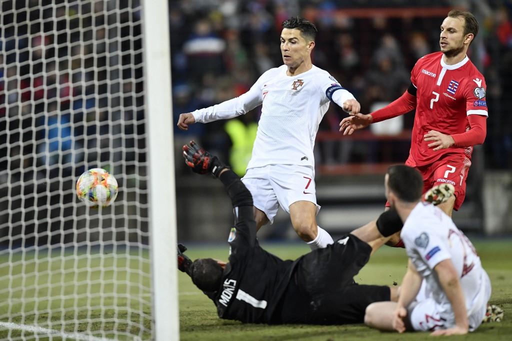 Luxemburgo vs Portugal, eliminatorias Euro 2020