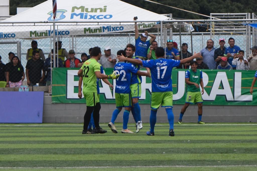 Deportivo Mixco vs Municipal, Apertura 2019