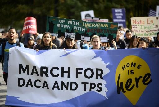 EEUU amplía TPS a inmigrantes hondureños anunció el gobierno local