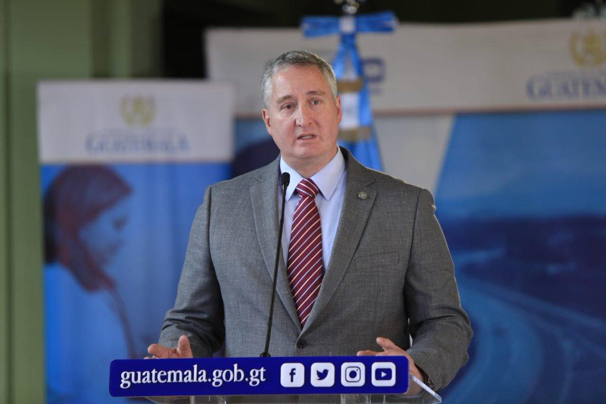 Enrique Degenhart habla del acuerdo migratorio