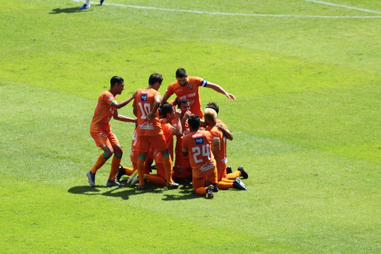 Comunicaciones vs Siquinalá, Apertura 2019