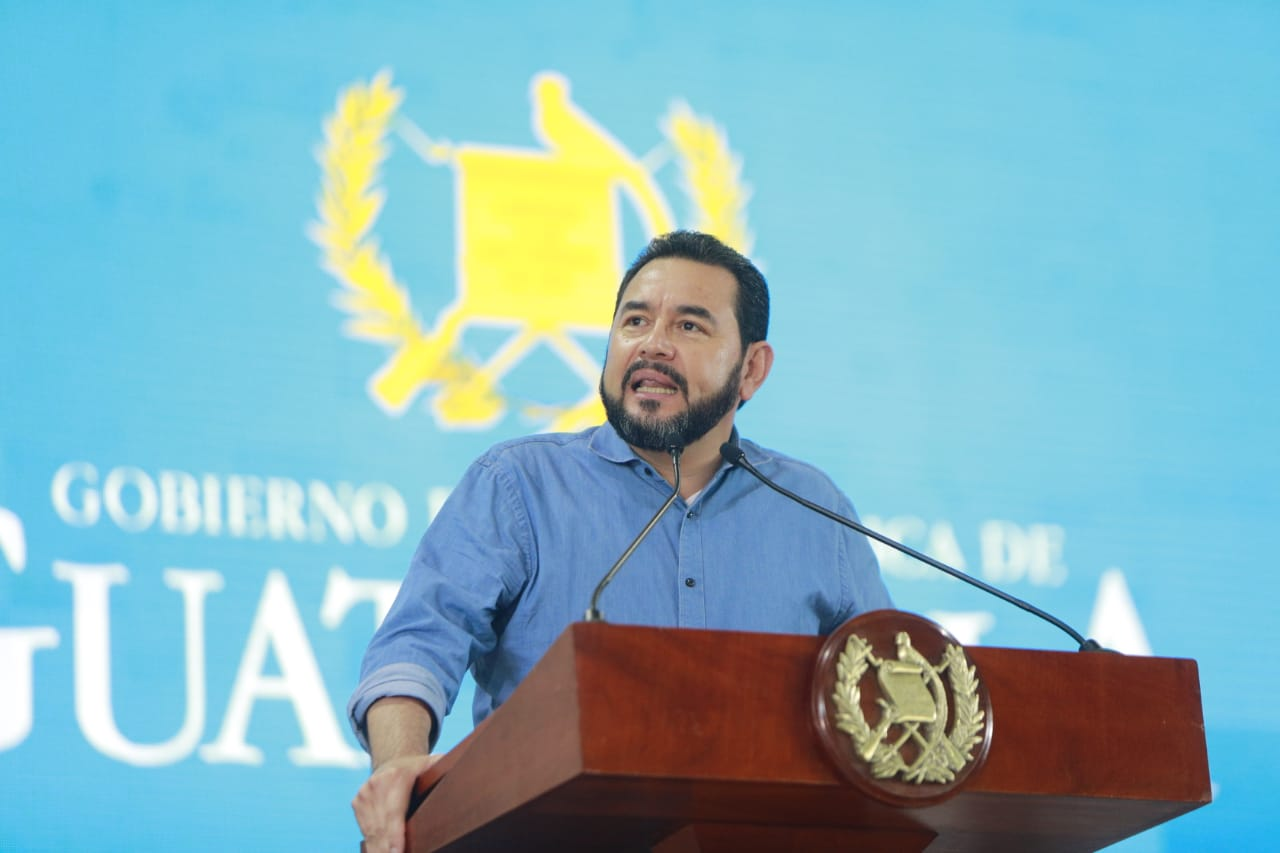 Jimmy Morales sobre libramiento de Chimaltenango