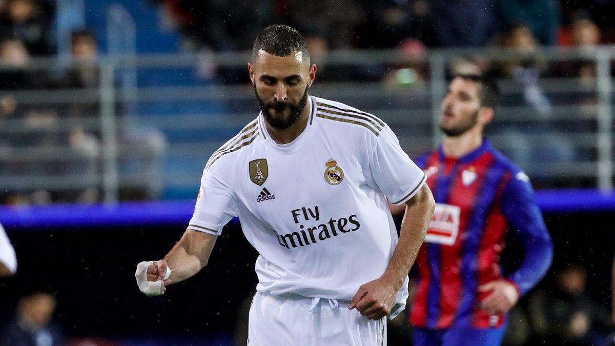 Eibar vs Real Madrid 2019