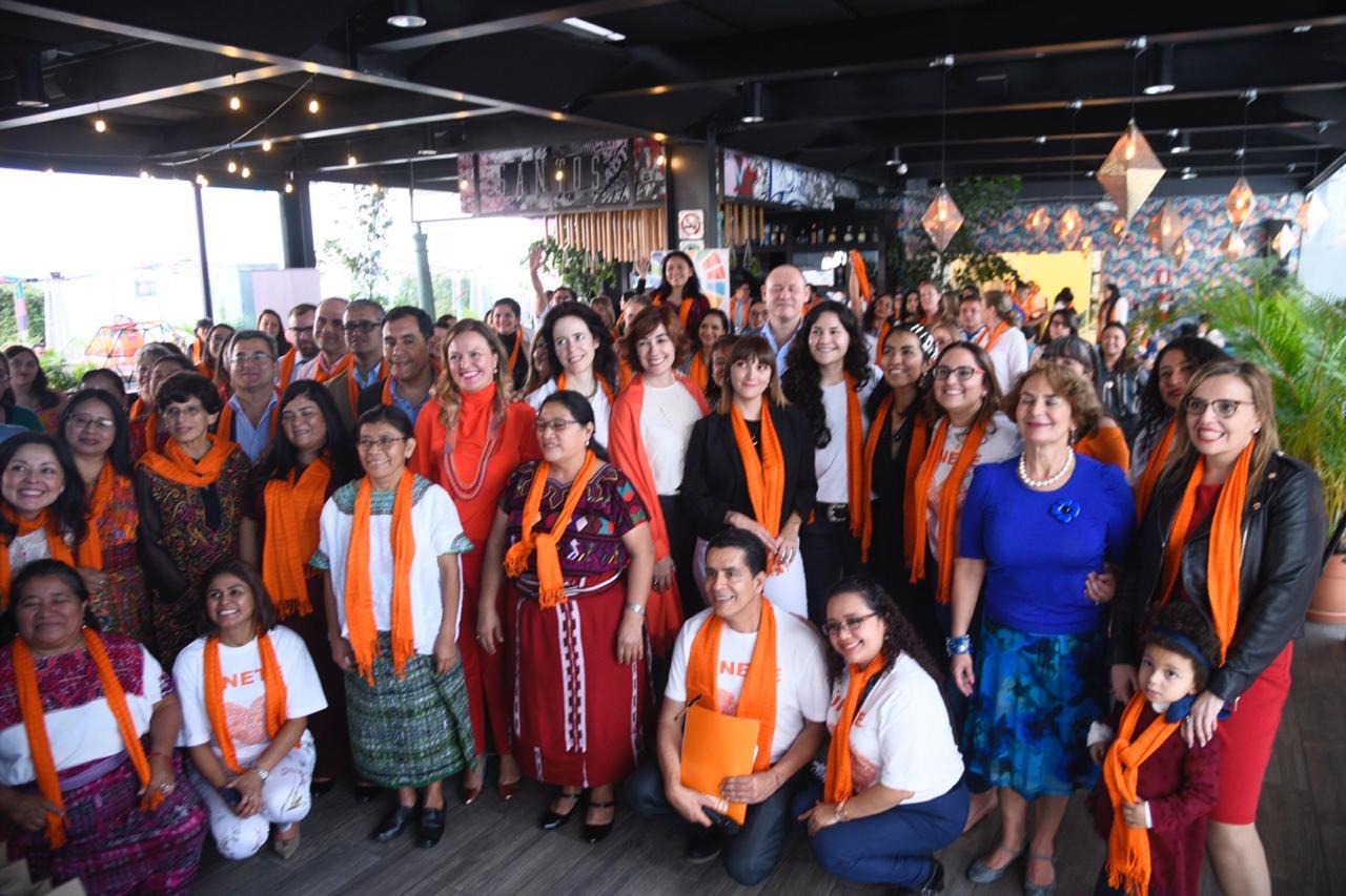Lanzan campaña Únete, para poner fin a la violencia contra las mujeres