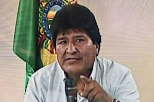 Reacciones tras renuncia de Evo Morales