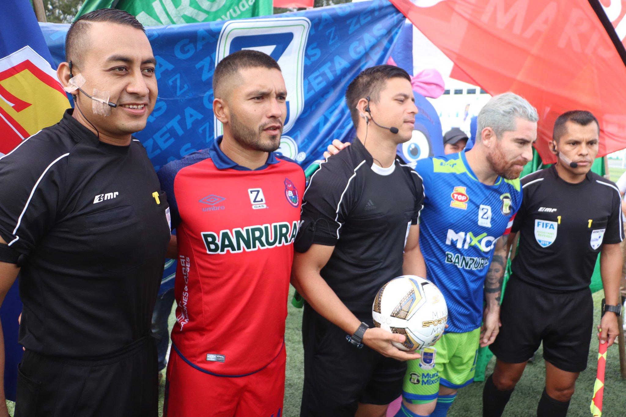 Mixo vs Municipal, Torneo Apertura 2019