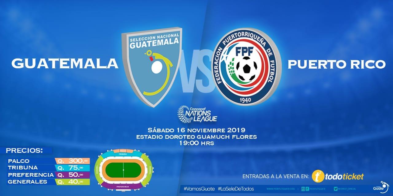 Precios Guatemala vs Puerto Rico