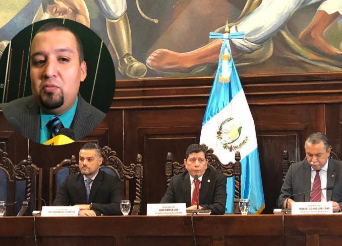Solórzano Foppa manda mensaje a comisión de la verdad