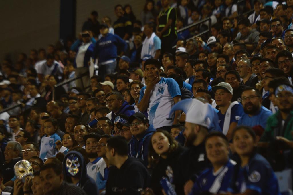 Guatemala vs Puerto Rico, 16 de noviembre 2019