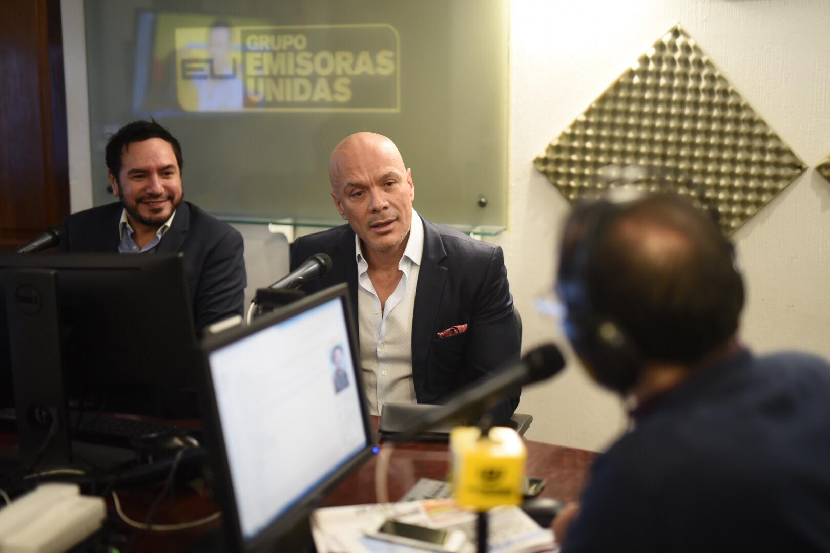 Grupo Emisoras Unidas anuncia alianza comercial con Televisa